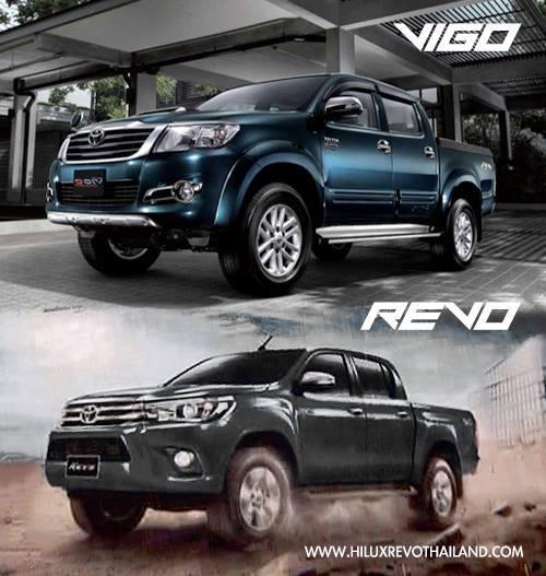 Toyota Hilux Revo 2018 Thailand >> 2018/2019 4x4 Toyota Hilux Revo Exporters Thailand, Dealer in Bangkok - Thailand's top ...